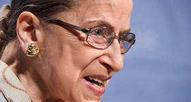 Demand Justice Ginsburg Recuse Herself!