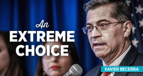 Vote NO on Xavier Becerra!